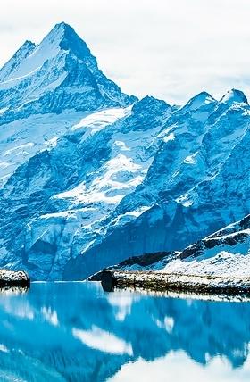 Eau Suisse des Glaciers