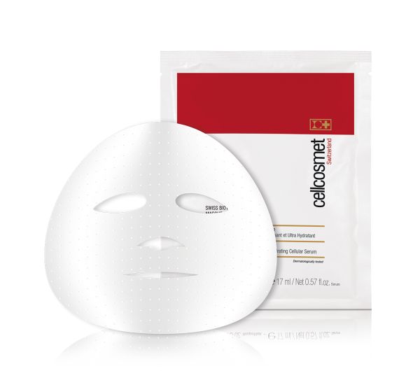 Cellcosmet Swiss BioTech CellRadiance Mask